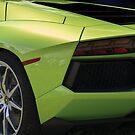 Lamborghini Aventador LP700 by Philippe Widling