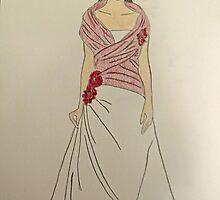 Wedding Dress No 2 by CreativeEm