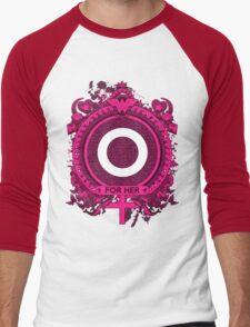 FOR HER - O Men's Baseball ¾ T-Shirt