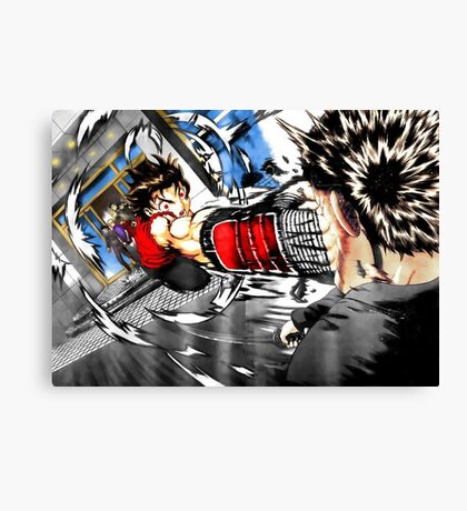 Kenichi the Mightiest Disciple  Canvas Print
