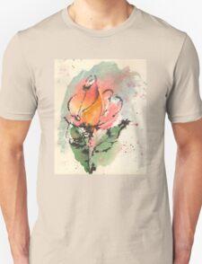 Burning Rose T-Shirt