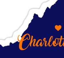 Charlottesville, Virginia Sticker