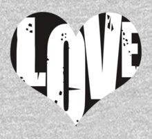 Love in Heart Kids Clothes