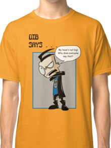 My head's not big! Classic T-Shirt