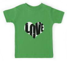 Love in Heart Kids Tee