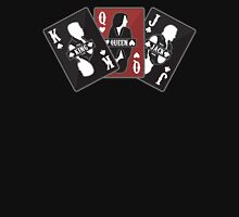 "Sons of Anarchy - ""Cards"" (Clay, Gemma, Jax) T-Shirt"