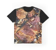 Meat Stew Graphic T-Shirt