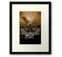 The MEANING of LIFE - var. Framed Print