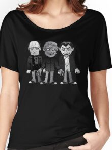 Classic Horror pals Women's Relaxed Fit T-Shirt