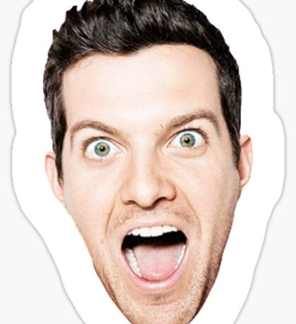 Dillon Francis Sticker