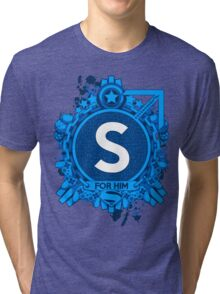 FOR HIM - S Tri-blend T-Shirt