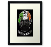 TECHNO MCGREGOR Framed Print