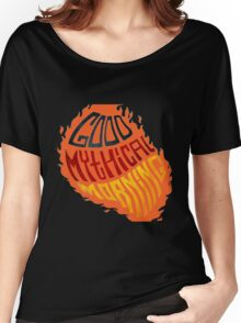 Good Mythical Morning - Germany Women's Relaxed Fit T-Shirt