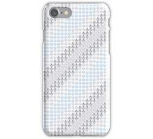 Winter Wonderland (Emoji Pattern) iPhone Case/Skin
