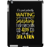 Hamilton The Musical iPad Case/Skin