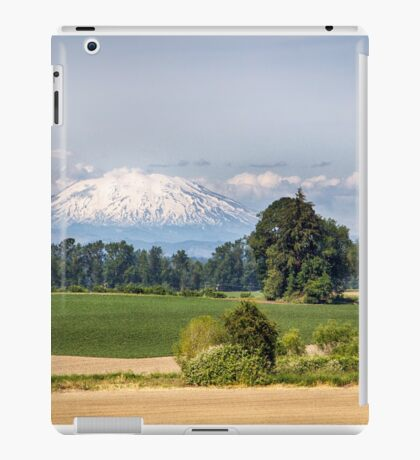 Mount Saint Helens iPad Case/Skin