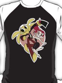 Monkey Rag- Mitzi and Spanko T-Shirt