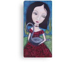 Dark Alice Canvas Print