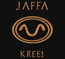 Jaffa warrior symbol snake by vinainna