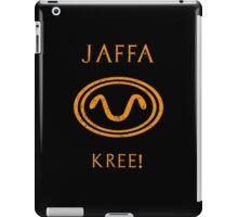 Jaffa warrior symbol snake iPad Case/Skin