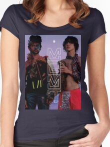 MGMT Cover art  Women's Fitted Scoop T-Shirt