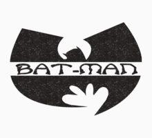 Bat-Man Clan (black) Kids Clothes