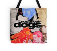 reservoir dogs colors Tote Bag