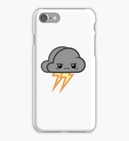 Mood Swing - Brooding Cloud iPhone Case/Skin