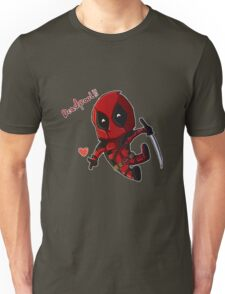 Deadpool Cartoon Unisex T-Shirt