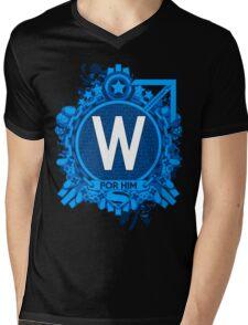 FOR HIM - W Mens V-Neck T-Shirt