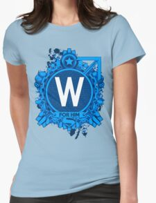 FOR HIM - W Womens Fitted T-Shirt