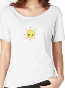 Mood Swing  -  Sunny Women's Relaxed Fit T-Shirt