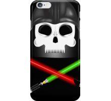 Jolly Vader Roger iPhone Case/Skin