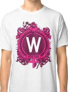 FOR HER - W Classic T-Shirt