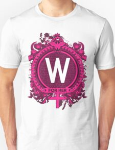 FOR HER - W Unisex T-Shirt