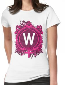 FOR HER - W Womens Fitted T-Shirt