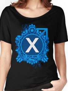 FOR HIM - X Women's Relaxed Fit T-Shirt