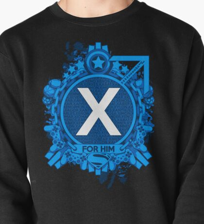 FOR HIM - X Pullover
