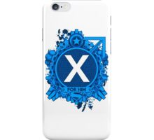 FOR HIM - X iPhone Case/Skin