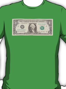 American One Dollar Bill T-Shirt