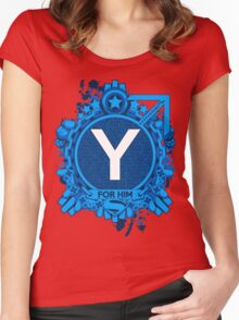 FOR HIM - Y Women's Fitted Scoop T-Shirt