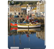 Colourful Harbour iPad Case/Skin