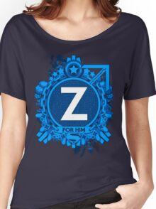 FOR HIM - Z Women's Relaxed Fit T-Shirt
