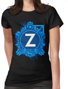 FOR HIM - Z Womens Fitted T-Shirt
