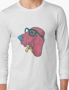 Rufus The Intelligent Hound Dog T-Shirt