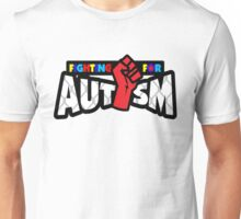 Fighting For Autism Unisex T-Shirt
