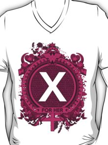 FOR HER - X T-Shirt
