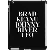 The 90's Boyfriend iPad Case/Skin