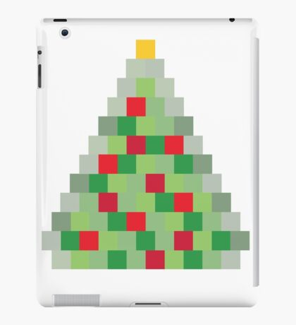 Pixel Perfect Holiday iPad Case/Skin