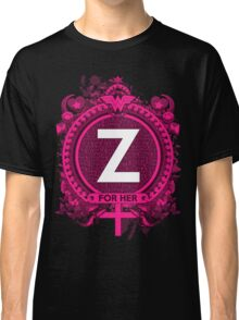 FOR HER - Z Classic T-Shirt